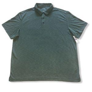 Van Heusen Short Sleeve Polo